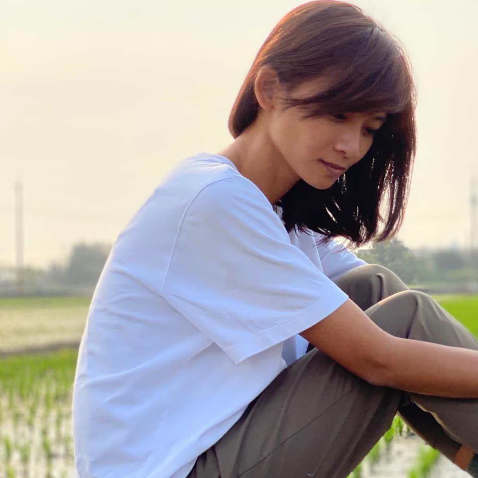 宥勝老婆蕾媽要以本名重新出發。圖/摘自臉書