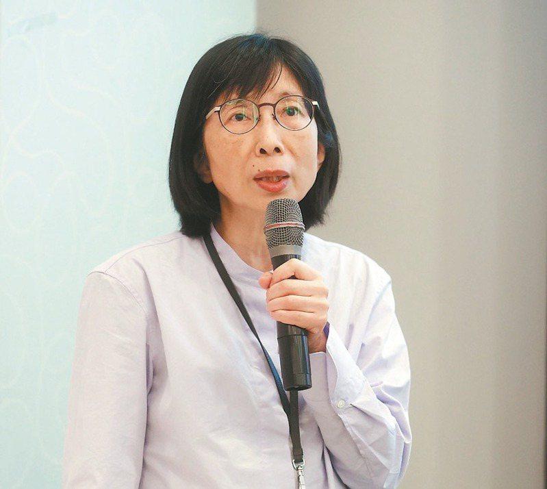 東元董事長邱純枝。報系資料照/記者曾吉松攝影