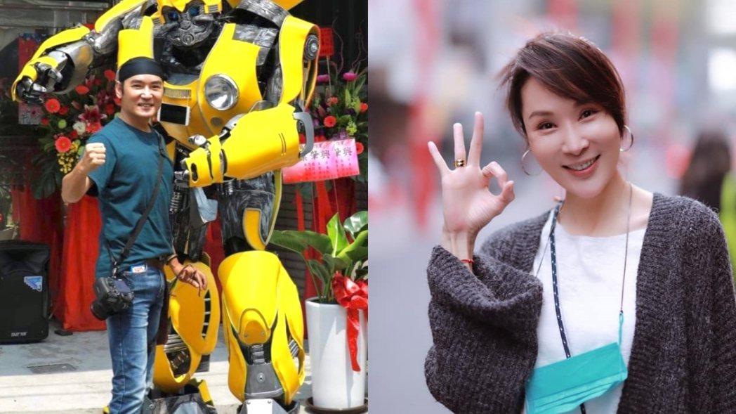 林千鈺經紀公司發聲明表示林千鈺已經離婚。 圖/擷自微博、臉書