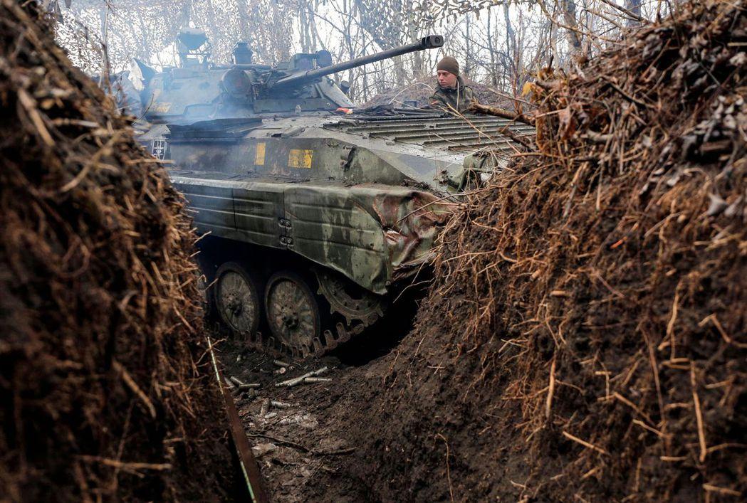 圖為烏克蘭軍隊。 圖/ 法新社
