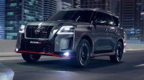油耗是什麼?5.6升V8性能休旅Nissan Patrol NISMO中東地區正式發表!