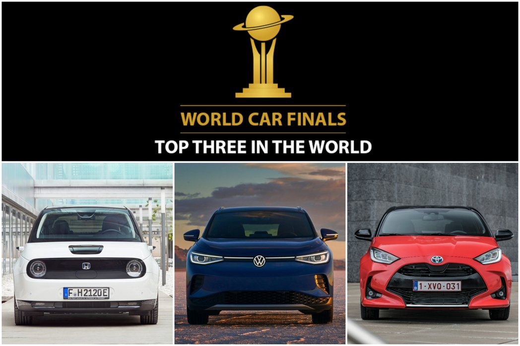 Honda e、Volkswagen ID.4、Toyota Yaris將角逐2...