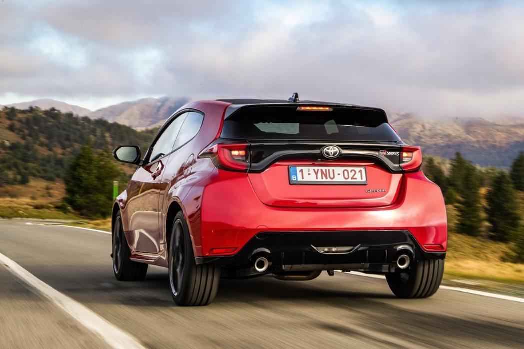 Toyota GR Yaris已成为2021年高性能汽车最终清单中最小,最昂贵的...