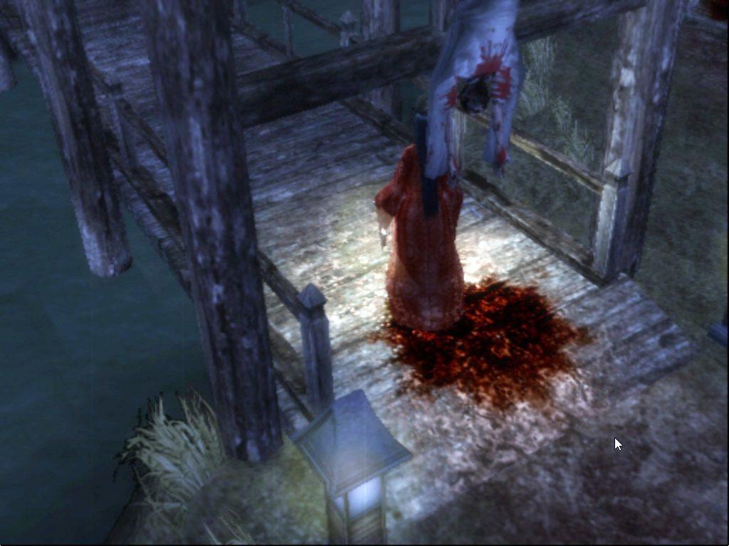 像這種走過某定點,然後突然就從畫面某處冒出東西的突發式驚嚇,在遊戲中可說是屢見不...