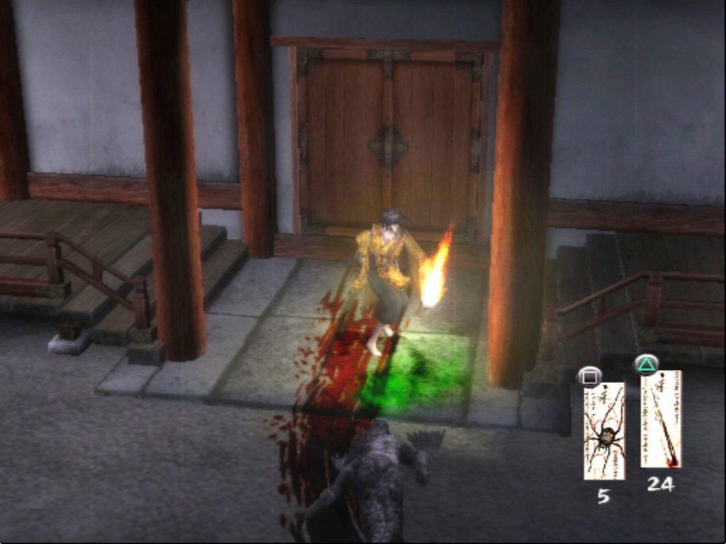 九怨的戰鬥動作談不上流暢,初期的兩位主角攻擊距離都短得可憐。