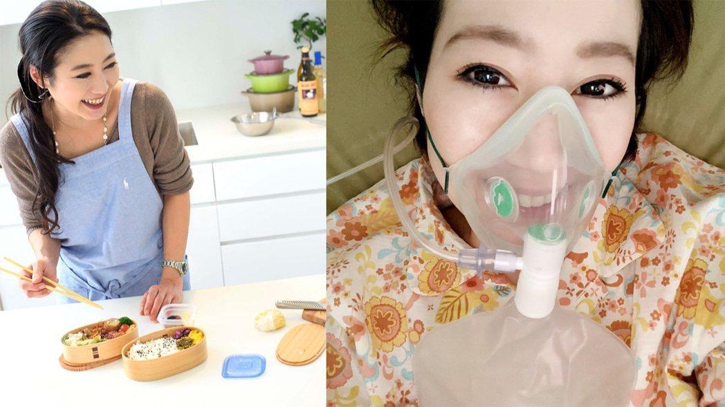 35歲美女廚神高木惠美驚傳癌逝。圖/擷自IG