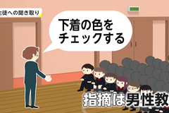 日本中學「暗黑校規」要學生解襯衫、強脫內衣 律師轟:侵害人權
