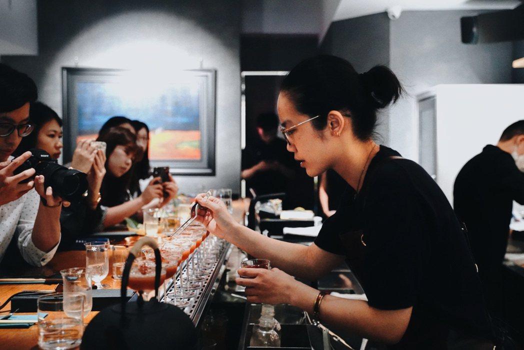 史博館攜手衣櫥餐酒館Bar Manager劉欣蓓(Pei)及其個人品牌unDer...