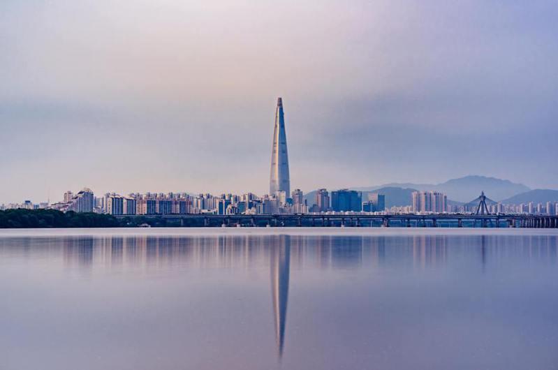 這是韓國首都首爾天際線。(圖/Unsplash)