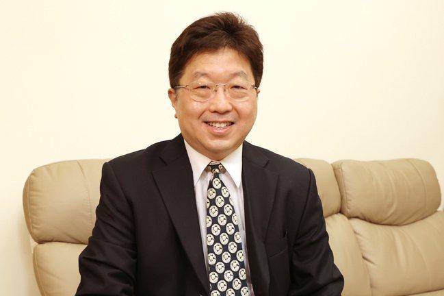 柯克蘭董事長楊應超。記者林伯東/攝影