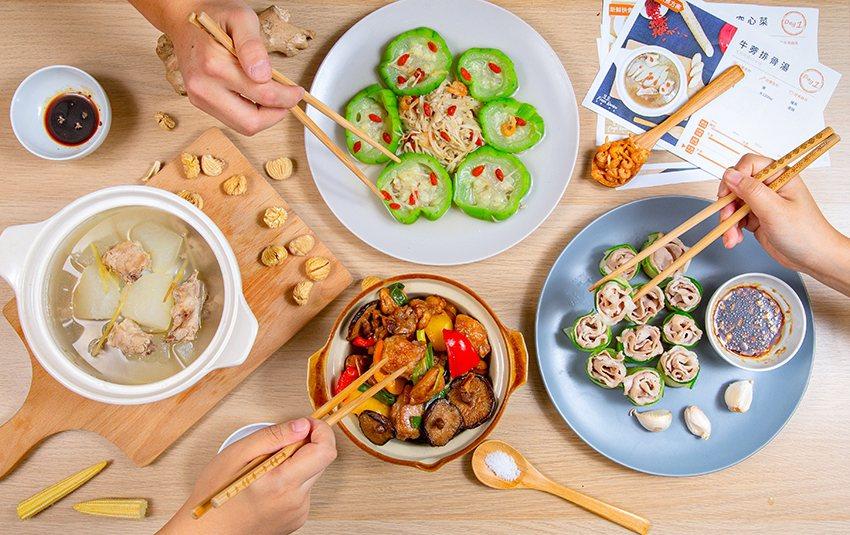 新鮮快煮方案產品。 Fresh Recipe享廚好食/提供