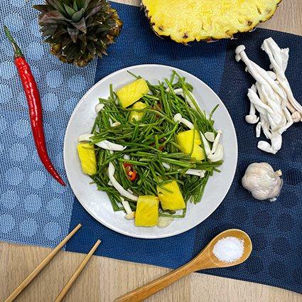 金讚水蓮。 Fresh Recipe享廚好食/提供