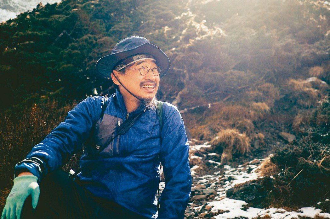 《群山之島與不去會死的他們》製作人詹偉雄。 圖/公視提供