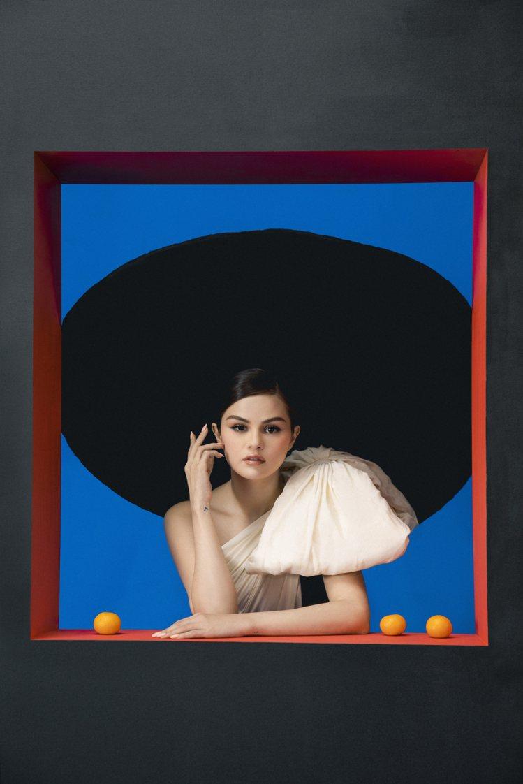 賽琳娜最近推新EP「解放」(Revelación)。圖/環球音樂提供