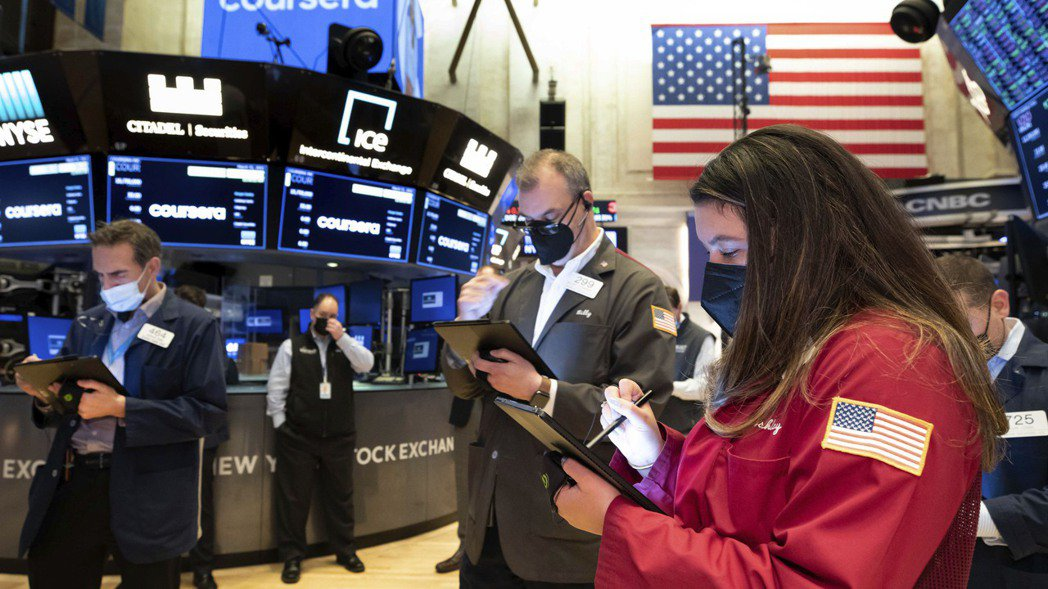 美科技31日股勁揚逾1% 。(美聯社)