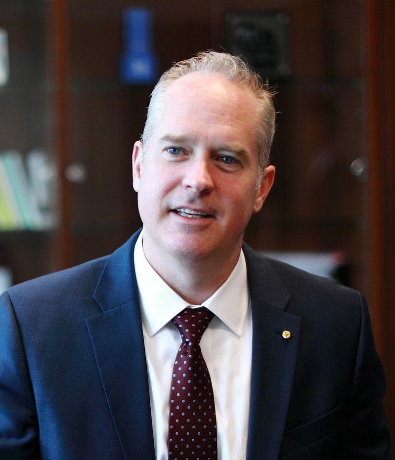 保德信國際人壽總經理麥尚恩(Sean McLaughlin)表示,保德信人壽始終為提高國人保障內容而努力不懈。保德信人壽/提供
