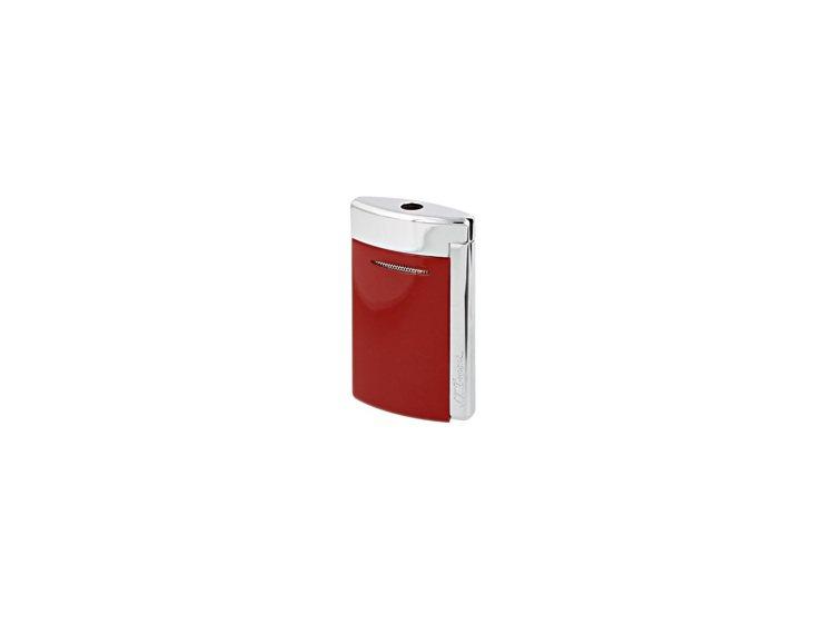 Minijet系列烈焰紅精巧打火機,5,200元。圖/迪生提供