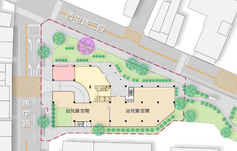 住都中心指出,西屯區惠民公園旁基地社宅案,要以優質規畫,化解地方疑慮。圖/住都中心提供