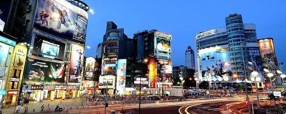 無畏疫情衝擊,台北市經濟持續穩健成長。圖/北市產發局提供