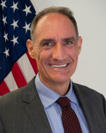 美國美國駐澳洲代理大使高德曼。擷自美國駐澳洲大使館官網