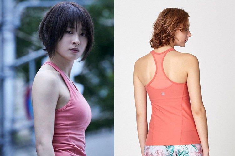 土屋太鳳在「今際之國的闖關者」劇中克服各種死亡遊戲的瑜珈服裝是來自台灣的easy...