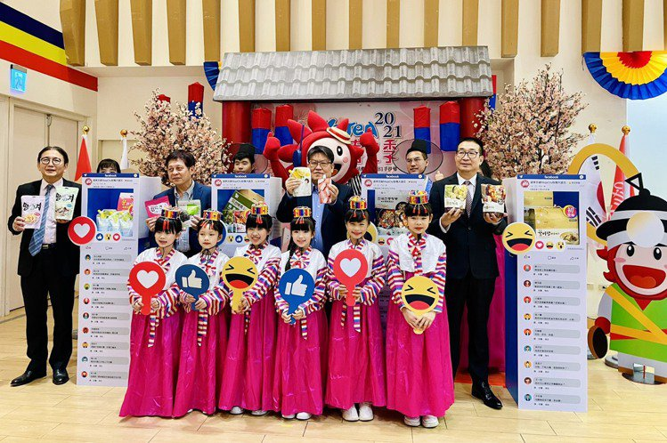 板橋大遠百4月1日至4月12日推出「韓風春之季」韓國展。圖/遠百提供