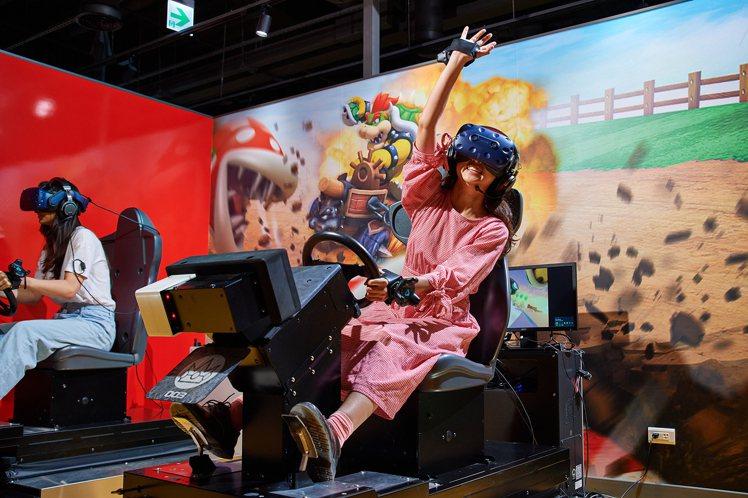 宏匯廣場會員感謝祭,VR ZONE NEW TAIPEI虛擬樂園4/1起至5/3...