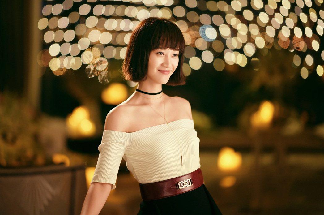 狼性姐姐藍盈瑩驚曝感情是死穴。圖/中天娛樂台提供