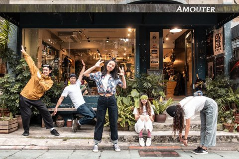 Amouter是一間非典型戶外用品店,店員們透過企畫和課程,帶年輕登山者入門。 ...