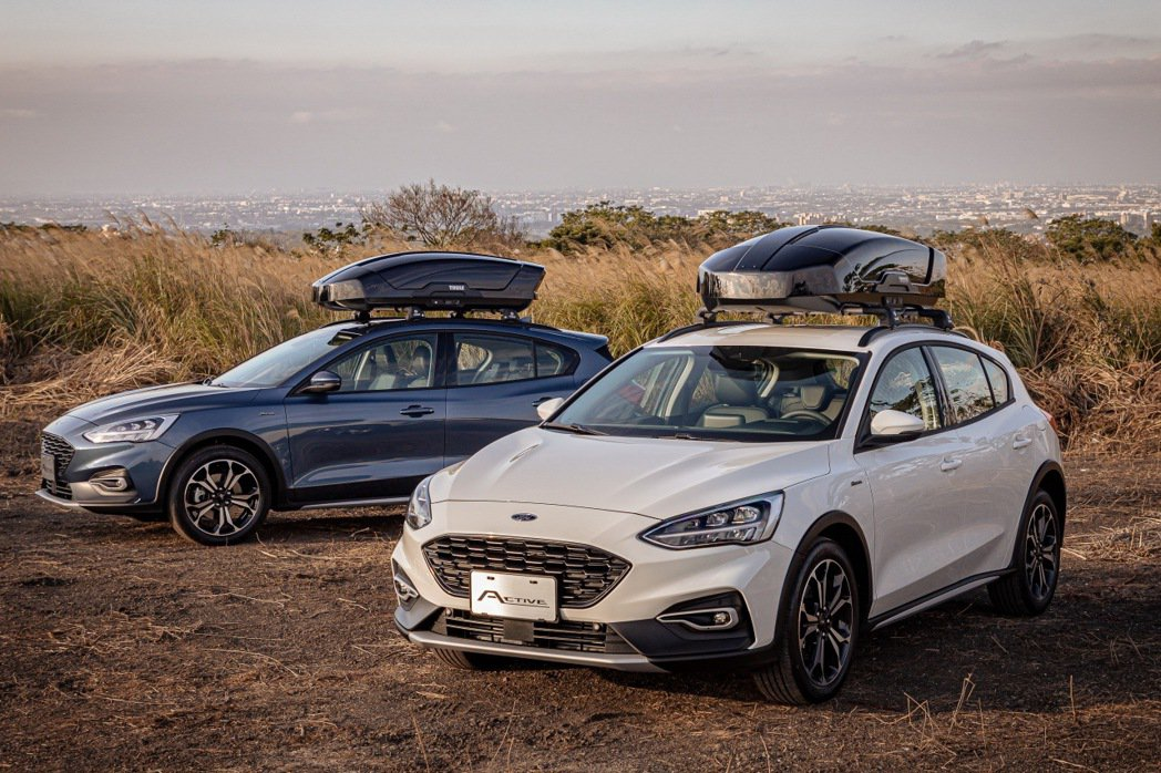 Ford Focus Active持續成為中型跨界休旅亮眼之星,「Ford等待美...