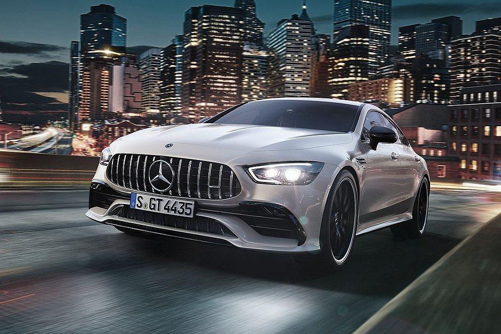Mercedes-AMG GT 4-Door Coupe、AMG GT 43 4...
