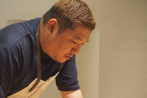武田桑的菜品傳達出高度的複雜度,每樣食材又能互相輝映。圖/陳慶華提供