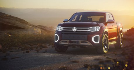 Volkswagen也要開始在北美市場賣電動皮卡?