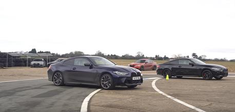影/BMW M440i xDrive還不夠猛?升級M4 Competition吧!