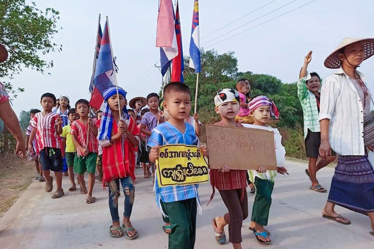 緬甸駐英大使遭解職 英國:被迫同意軍政府決定