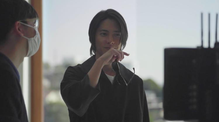 山下智久擔任JINS&SUN代言人,隨之曝光他所詮釋的全新網路廣告。圖/...