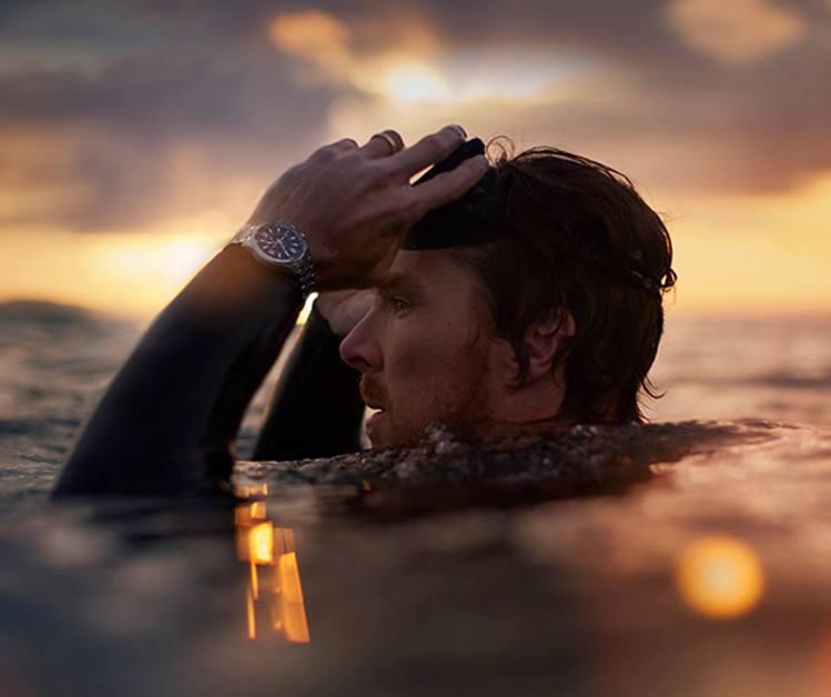 「奇異博士」Benedict Cumberbatch現實中是積家(Jaeger-...