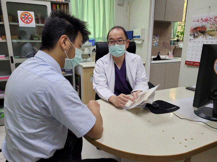 南投縣4月6日起開放3類醫檢接種新冠疫苗,使疫苗發揮最大效益。圖/本報系資料照片