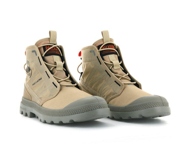 PALLADIUM TRAVEL LITE系列靴款2,580元。圖/PALLAD...