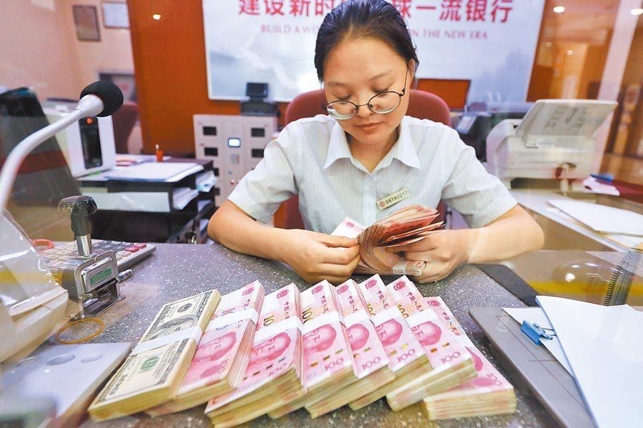 市場預計,大陸4月貨幣政策仍將延續穩態。中新社資料照片
