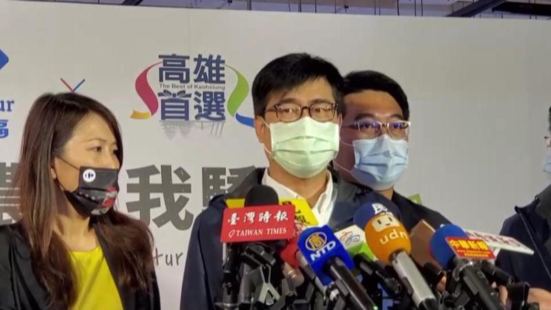 針對太魯閣號事故,高雄市長陳其邁表示,高雄已做好隨時支援的準備。