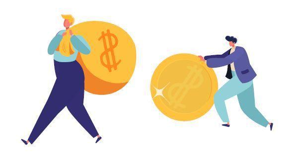 維持一定的所得替代率,是退休後每月收入是否能維持生活水準的關鍵。圖/123RF
