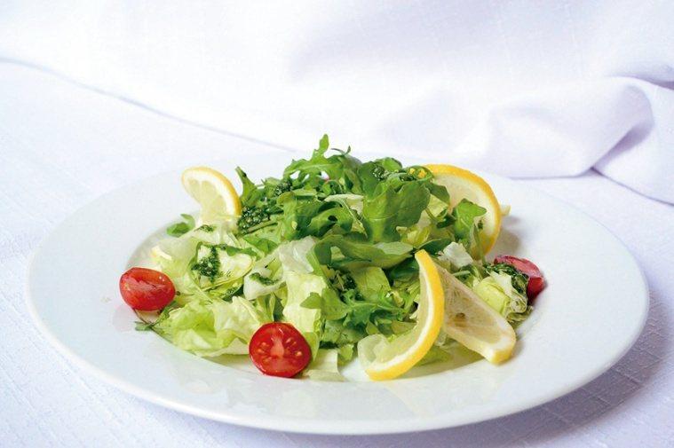 綠色葉菜 圖/123RF