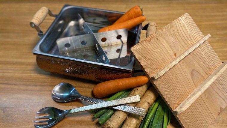 銅身關東煮鍋上桌,不必有好手藝也可贏得讚美。圖/朱慧芳