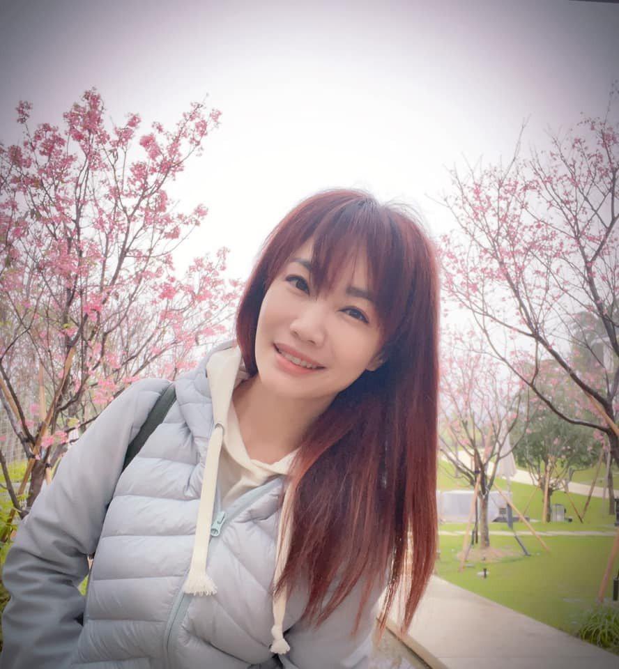前主播蕭彤雯過去曾跑交通線。圖/擷自臉書