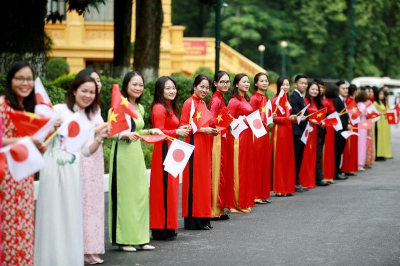 越南人超越韓國人,首度成為日本第2大外國人族群。 歐新社資料照