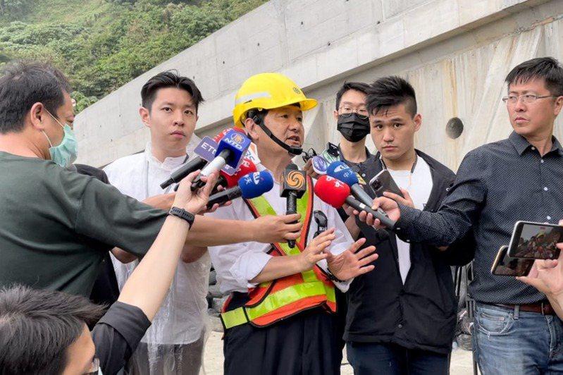 台鐵局長懸缺三個月,至今仍由交通部次長祁文中代理。記者楊湛華/攝影