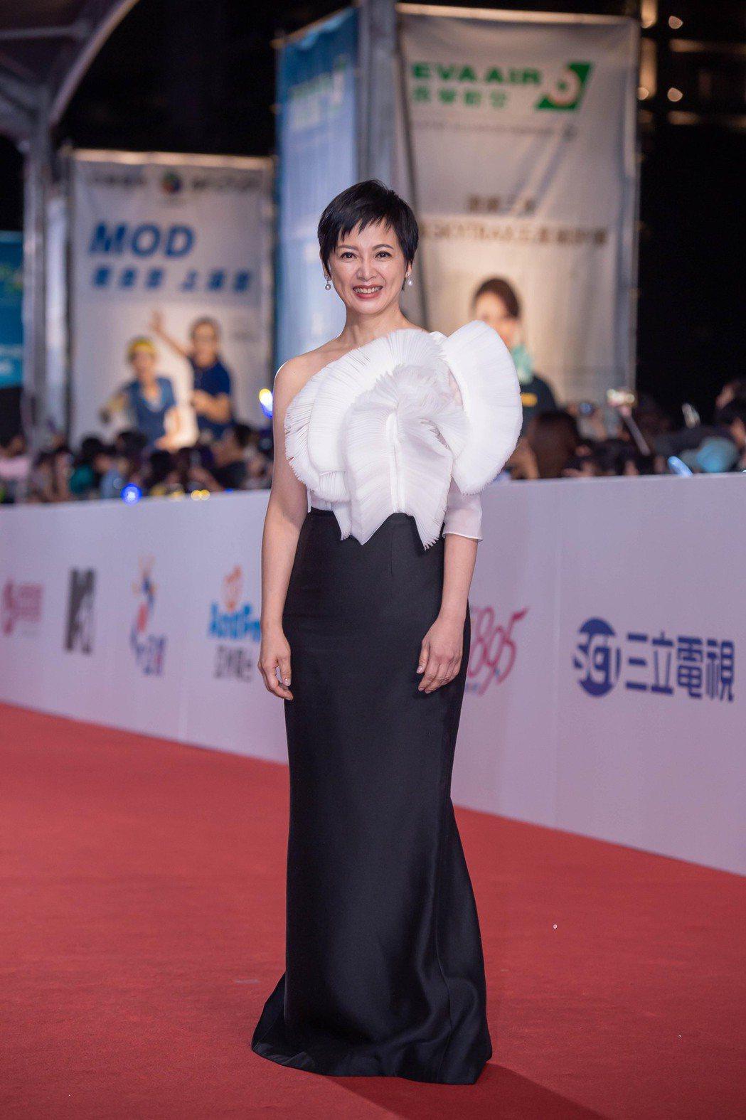詹怡宜曾獲得金鐘獎。圖/TVBS提供