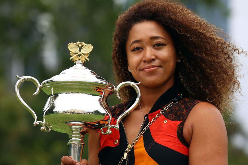 網球女將大坂直美3歲時隨家人移居美國,父親是美國籍海地人,母親是日本人。法新社