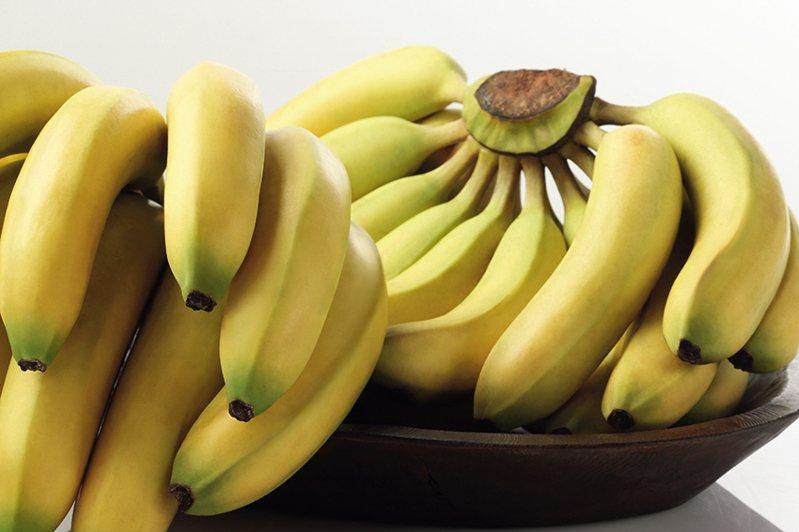 香蕉要挑彎的還是直的呢?有果農就透露兩種的差別,教導民眾不要挑錯了。 圖/聯合報系資料照片